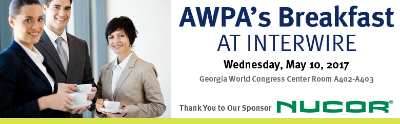 AWPA's Breakfast at Interwire