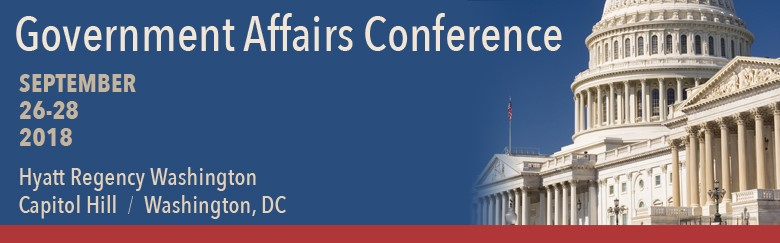 Register for the Government Affairs Conference Now!